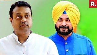 BJP's Sambit Patra Slams Navjot Singh Sidhu Over His U-Turn On Kartarpur Corridor