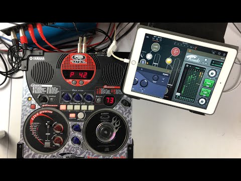 Yamaha DJX 2b Gets The iPad Mega FX Treatment - iPad Live