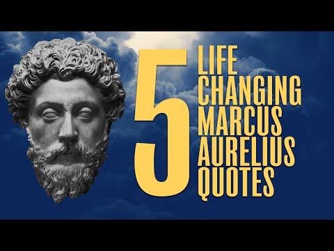 Marcus Aurelius: 5 LIFE CHANGING Quotes   Ryan Holiday   Stoicism