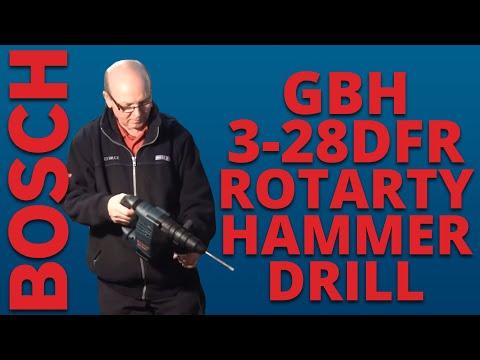 Електрически перфоратор SDS-plus BOSCH GBH 3-28 DFR #DFtYhLTjPC8