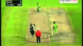 shahid afridi Pakistan vs New Zealand 2rd T20