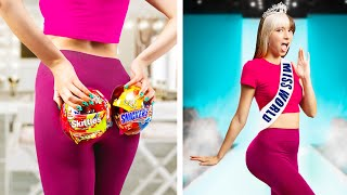 15 Ways to Sneak Food into a Beauty Pageant