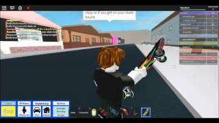 Roblox:how to jump high on your skateboard