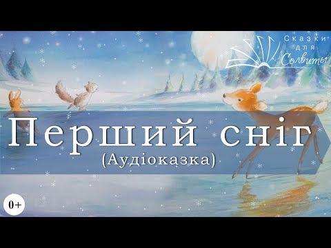 Казка про перший сніг | Зимові казки на ніч | Аудіоказки з картинками