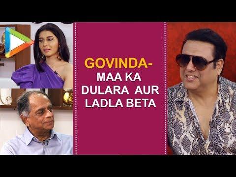 Govinda: 鈥淵oungsters ki jo TAMEEZ aur TEHZEEB hai Wo鈥︹�潀 Mishika Chourasia | Pahlaj Nihalani