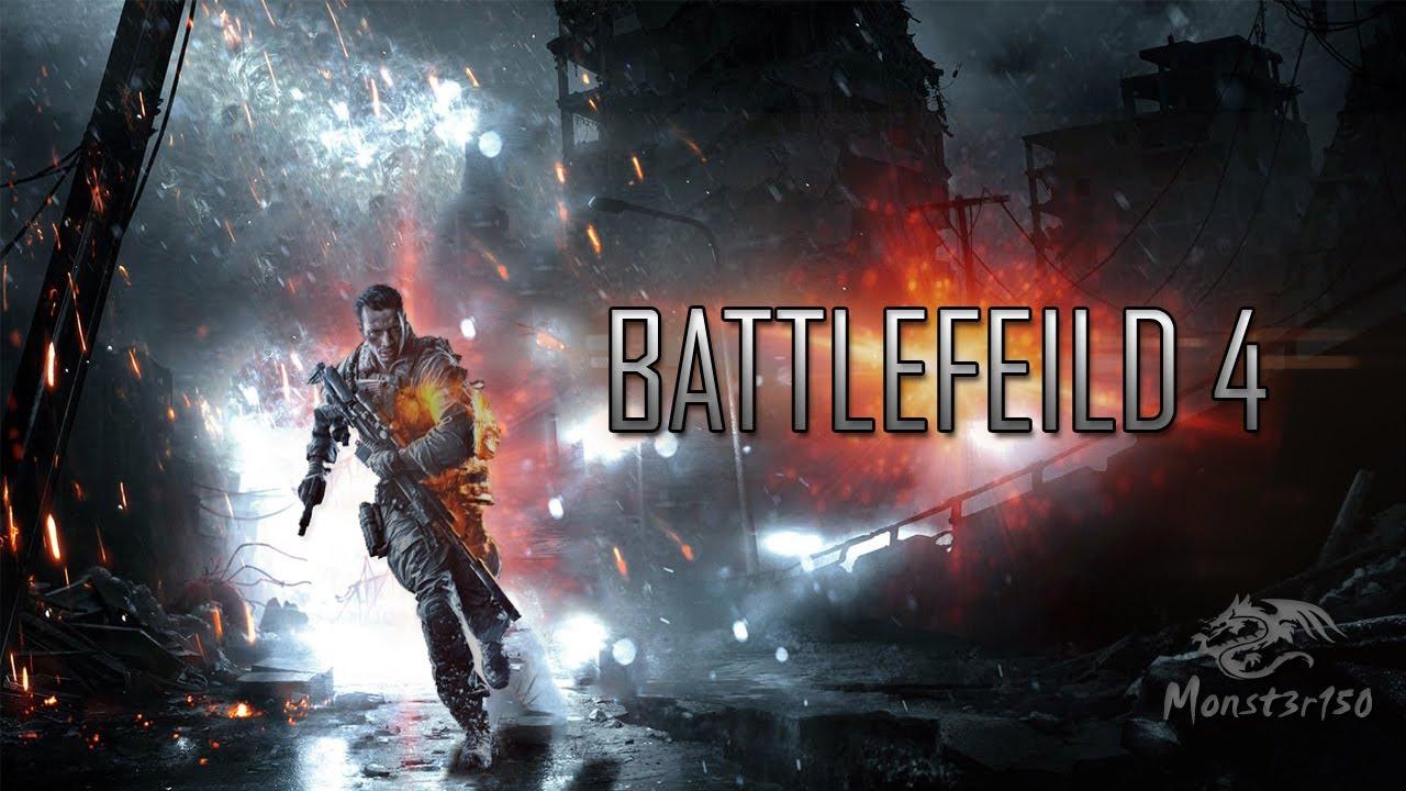 Battlefield 4 - Background design - YouTube