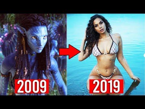 Así Lucen Los Personajes De Avatar En 2019