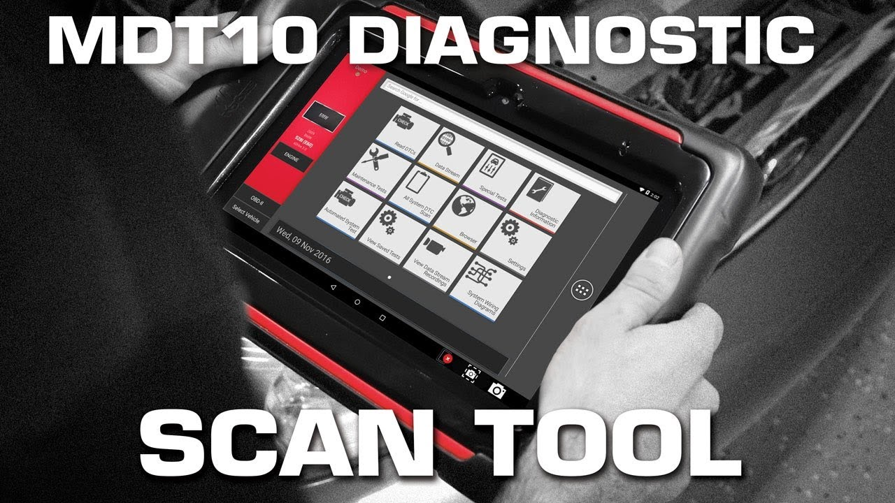 MDT 10 | Diagnostic Scan Tool | Mac Tools®
