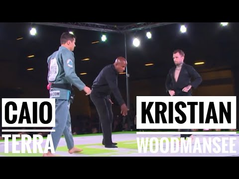 HIGHLIGHTS | CAIO TERRA VS KRISTIAN WOODMANSEE | FIGHT TO WIN PRO 38