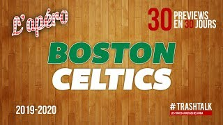 NBA Preview 2019-20 : les Boston Celtics