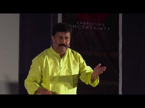 Changing rural India | Pradeep Lokhande | TEDxSCAC