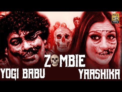 Yogi Babu & Yaashika Became Zombies Now ?