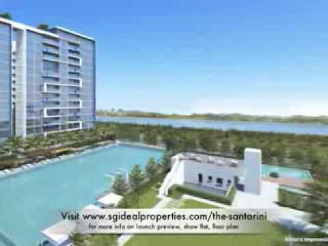 The Santorini Condo Singapore   Sales +65 8288 8098