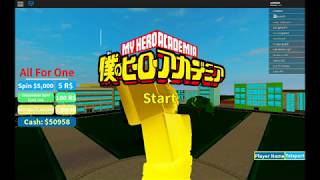 How to get easy levels on | boku no roblox