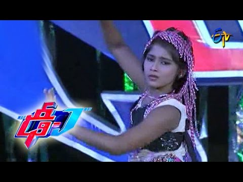 Mayya Mayya Song - Varshini Performance - 7 - Dhee Juniors - ETV Telugu