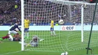 France vs Brazil 1-3 HD Full Highlights 26-03-2015