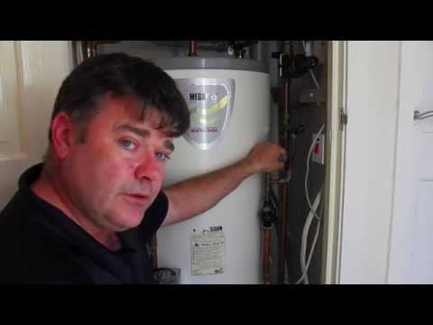 Megaflo Unvented Cylinder Dripping