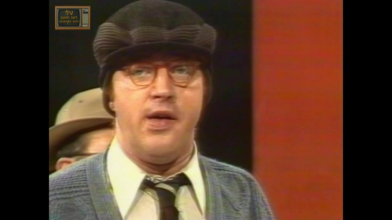 André Van Duin Show 30 01 1982 Youtube