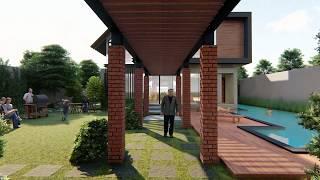 Tropical Modern House  - Jakarta