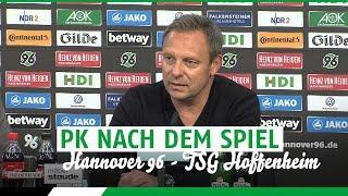 Hannover 96 1 - 3 Hoffenheim