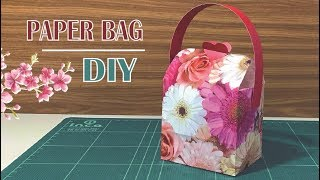 DIY - Paper Bag Tutorial #04