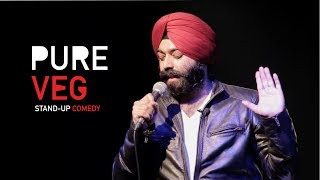 Pure Veg| Stand-Up Comedy by Vikramjit Singh