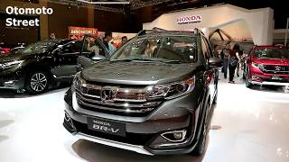 Honda BR-V Type E  2019 ,Grey colour, Exterior and Interior