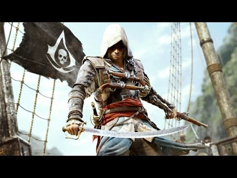 Assassins Creed 4: Black Flag - Test / Review (Gameplay) zur PS4 / Xbox 360-Version