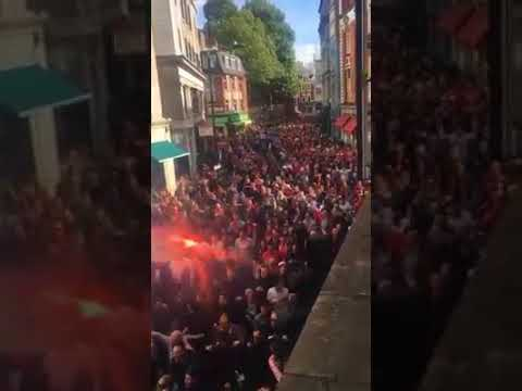 Cologne Supporters in London ! 14/09/17