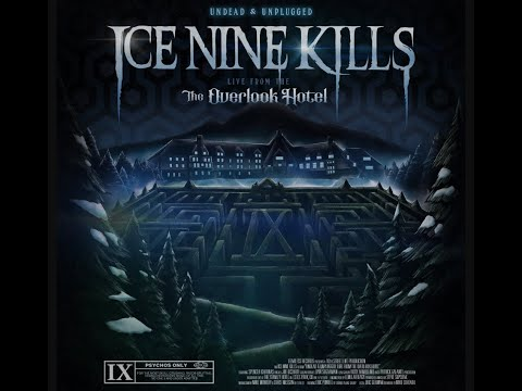 Ice Nine Kills new live EP Undead & Unplugged: Live From The Overlook Hotel
