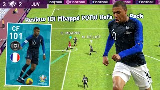 Review Featured Player CF 101 Rating MBAPPÉ - Pes 2020 Mobile