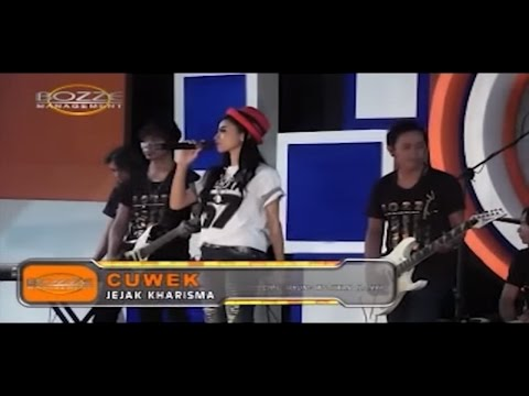 JEJAK KHARISMA - CUWEK [ OFFICIAL KARAOKE MUSIC VIDEO ]