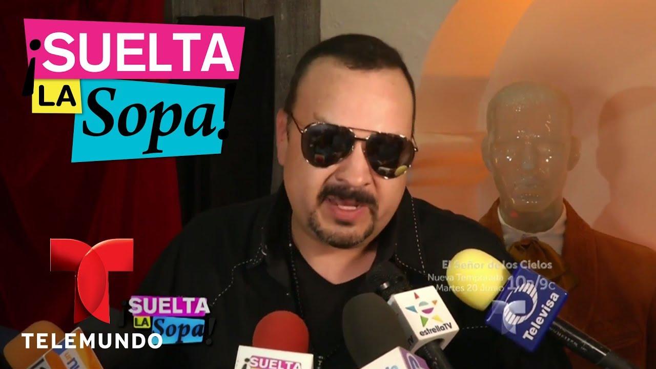 Pepe Aguilar habló de su hijo, durante el homenaje a su padre | Suelta La Sopa | Entretenimiento