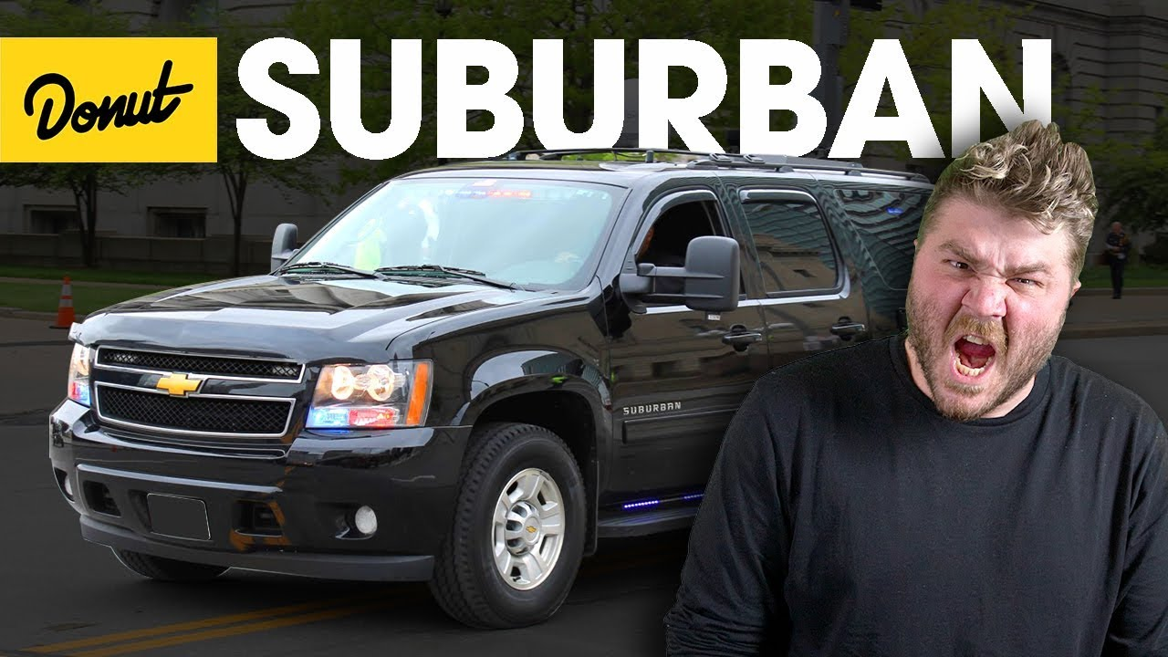 Chevy Suburban Everything You Need To Know Up To Speed