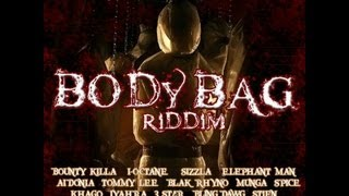 Download Jerry Fiyah Body Bag Riddim Mix 2013 MP3 song and Music Video