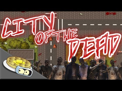 City of the DEAD Map Speed Development | RPG Maker MV MAP CREATION TUTORIAL (POP! Horror City) |