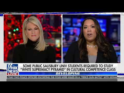 Campus Reform's Shekinah Hollingsworth discusses required white supremacy studies on Fox News