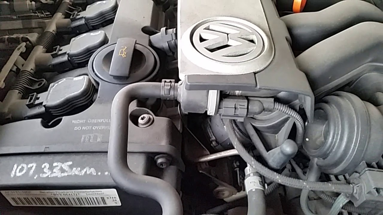 Volkswagen Golf 2006 - Checking CV joint for clicking noise