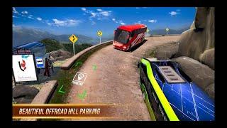 Modern Bus Simulator Parking New Games - Bus Games screenshot 2