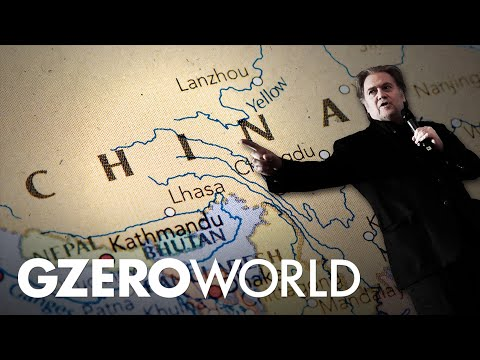 Ian Bremmer: Steve Bannon's view of China | A warning from history - Thucydides Trap | GZERO World