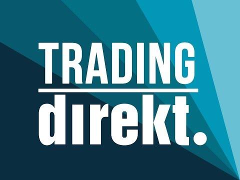 Trading Direkt 2018-04-24: Riksbankens räntebesked och Tobbes tekniska analys