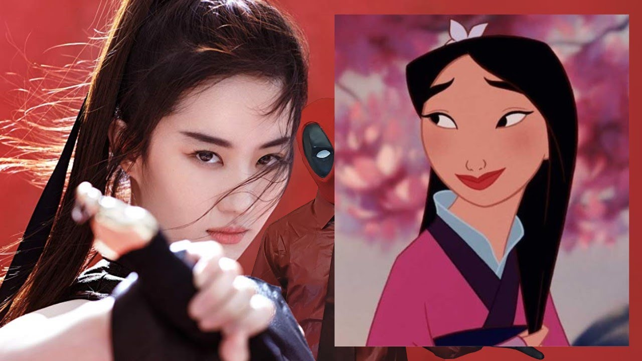 Disney S Mulan 2020 Vs 1998 Cast And Characters Comparison Youtube