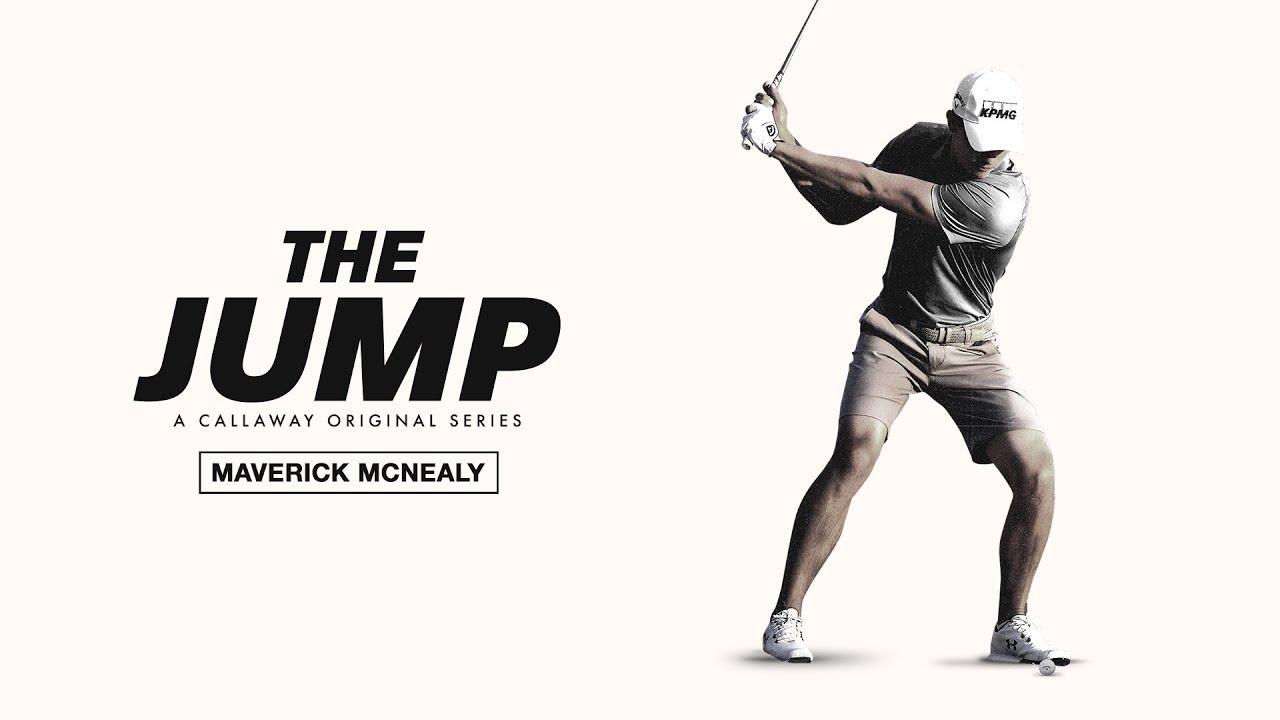maverick mcnealy golf