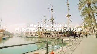 The European Floristry Championship 2016 in Genova