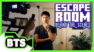 Making an Escape Room! (BTS)