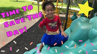 Children's Youtube Videos: Super Hero Girl To The Rescue! | Best Kids Videos