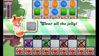 Candy Crush Saga Level 1131 walkthrough (no boosters)