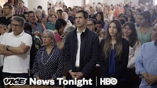 Inside Venezuelan Opposition Leader Guaidó's Push To Oust Maduro (HBO)