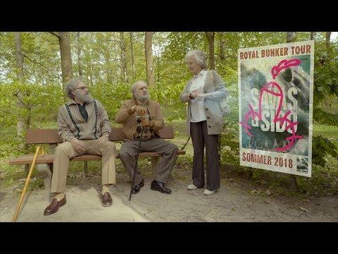"Savas & Sido ""Royal Bunker Tour 2018"" Tourtrailer"