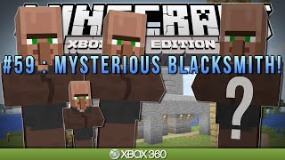 "Minecraft Xbox | ""MYSTERIOUS BLACKSMITH"" 